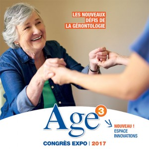 Salon professionnel ÂGE3 – 7 avril – Eurexpo