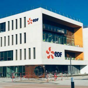 EDF Bâtiment Étincelle